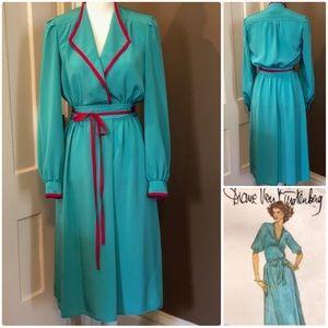 Vintage Dress- Diane Von Furstenberg